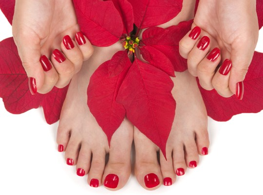$35.00 for Mani/Pedi at European Day Spa (Save 40%)