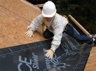 Get FREE Ice and Water Shield with your new Roof Installation.