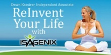 Reinvent Your Life with Isagenix
