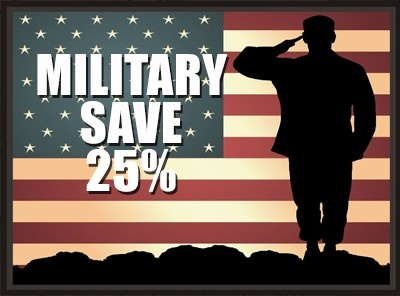 Military Members Save 25% on your Photo Session with Natascha's Photography