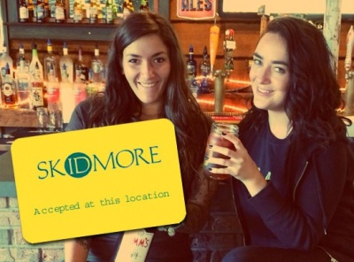 FREE Item with $10 Purchase for Skidmore Students at Bailey's Cafe!