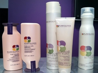 Save 50% On All Stock Pureology Styling Products at Saratoga Debut