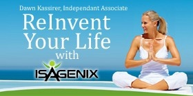 ReInvent You Life with Isagenix