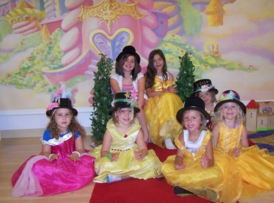 $25 OFF and Unlimited Drip Coffee and Tea with any Inclusive Playroom Party