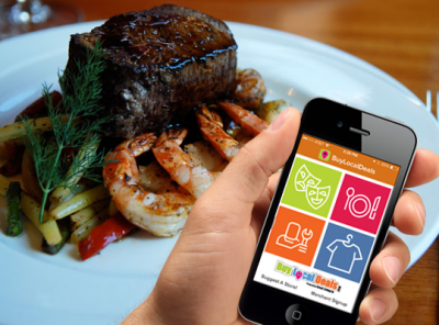 Save $5 on your bill of $25 or more at Rainer's Gourmet for downloading the App!
