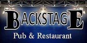 Backstage Pub and Restaurant